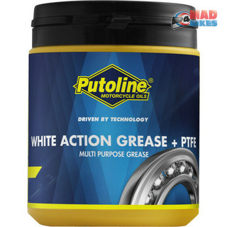 Putoline Multi purpose White Action Grease + PTFE. Motocross Trials Enduro MX
