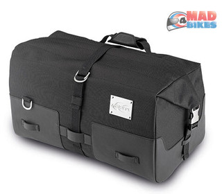 Kappa CR602 Cafe Racer 20L Waterproof Motorcycle Tail Pack, Classic Bike Style