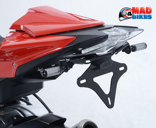 BMW S1000RR 2015 to 2018 R&G Tail Tidy, Licence Number Plate Holder LP0176BK