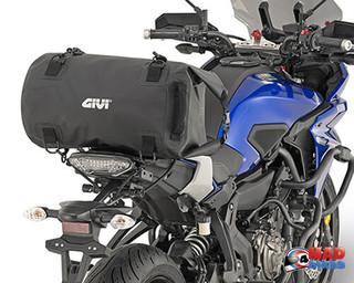 Givi EA114BK Waterproof Motorcycle Tail Pack Seat Bag 30 Ltrs Black (Was TW02)