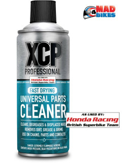 XCP Parts Cleaner Professional Quality Motorcyle Parts / Chain Cleaner 400ml