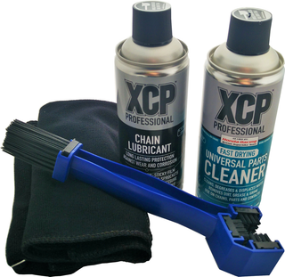 XCP Professional Motorcycle Chain Maintenance Pack