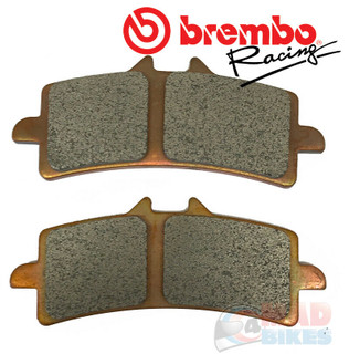 Brembo Racing Z04 - M497Z04 Compond Brake Pads for M4, GP4-RX Monobloc Calipers