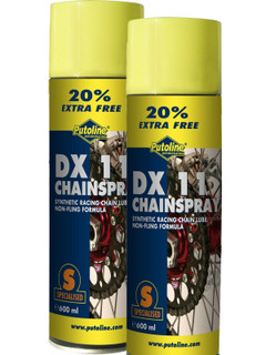 Putoline DX11 Motorcycle chain lube