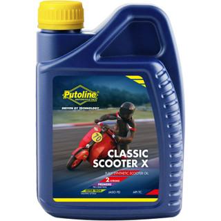 Putoline classic scooter x 2 stroke oil