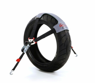 ACEBIKES - TyreFix Motorcycle Tie Down Ratchet Strap System