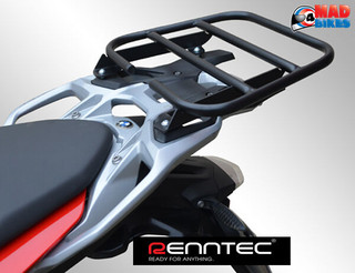 BMW S1000 XR Sports Rack, Touring Luggage Carrier by Renntec (S1000XR) 2015 2016
