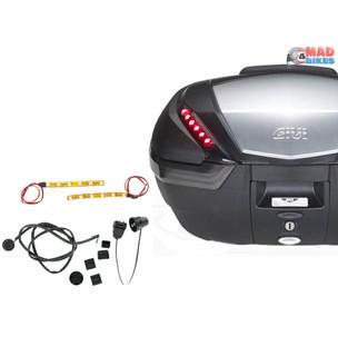 Givi E135 Stop light Kit, Led Brake Lights for All V47 Monokey Top Boxes (new)