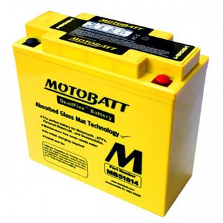 MB51814 Motobatt motorcycle battery