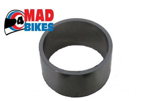 Motorcyle exhaust gasget seal 54.50mm OD x 48.50mm ID x 28mm