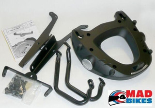 BMW R1200GS 2004 to 2012 GIVI SR689 Monokey Luggage Rack Kit
