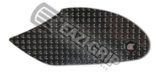 EAZI GRIP Evo Suzuki GSXR600 GSXR750 Tank Grips traction pads  Black 2006 - 2007