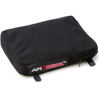 "AIRHAWK  MOTORCYCLE COMFORT SEATING SYSTEM CUSHION PILLION SMALL 11"" X 9"""