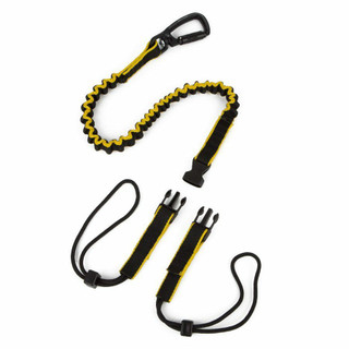 DIRTY RIGGER,  CARABINER TOOL LANYARD, PREVENT TOOLS FROM FAILING.STAGE FILM ETC