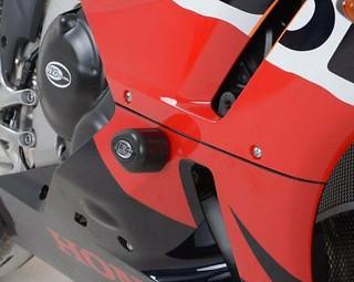 Honda CBR600RR 2013 - 2016 R&G Aero Crash protectors
