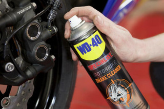 WD-40 SPECIALIST MOTORCYCLE BRAKE & CLUTCH CLEANER 500ML, DISCS, CALLIPERS ,ETC