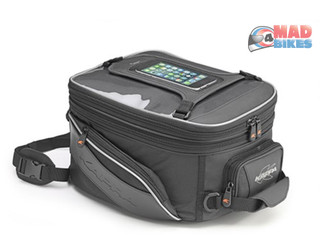 Kappa RA308R Expandable Motorcycle Tank Bag 14 -18L Tanklock