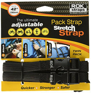 ROK314 ROK Straps 12 to 42 inch in black