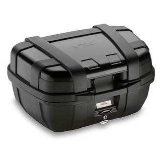 Givi  TRK52B Trekker Black Aluminium Motorcycle Motorbike Top Box. UK Supplier
