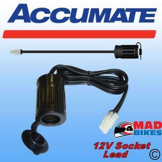 ACCUMATE / OPTIMATE TM68 CIGARETTE LIGHTER  ADAPTER / POWER ADAPTER