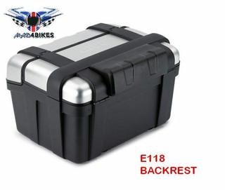GIVI E118  BACKREST FOR THE TREKKER 33L & 46L CASES