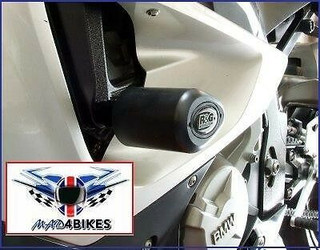 R&G RACING AERO CRASH PROTECTORS FOR THE BMW S1000RR 2010, 2011 MODELS S1000 RR