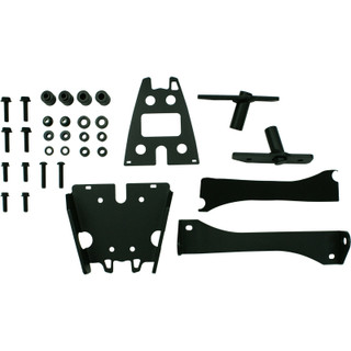 Givi 1102KIT To Use With PLX1102 Pannier Rails Honda CBR600F / CB600F 2011 - 13