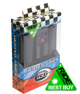 Ride best buy heated grips by R&G Racing