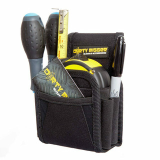 Dirty Rigger Technicians Compact Tool Pouch, Sound, Studio, Rigging, Theatre