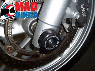 R&G FORK CRASH PROTECTORS FOR THE BMW R1200GS & ADVENTURE FITS UP TO 2012