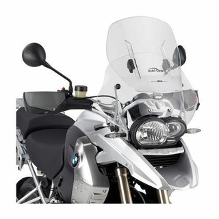 GIVI AIRFLOW ADJUSTABLE MOTORCYCLE SCREEN BMW R1200GS 2004-2012 AF330