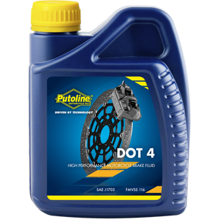 Putoiline Motorcycle Dot 4 brake fluid