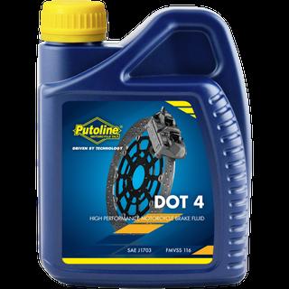 Putoiline Motorcycle Dot 4 brake fluid