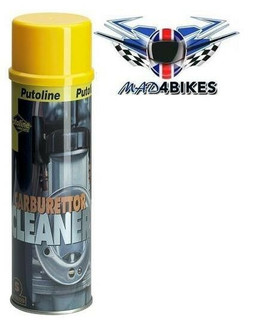 PUTOLINE CARBURETTOR CLEANER SPRAY / CARB CLEANER