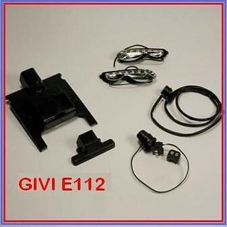 New Givi E112 Stop light kit for the E55 Maxia top box