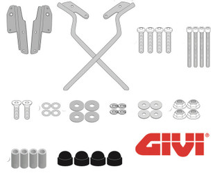 SR1178 Givi Luggage rack arms to be combined with a choice of mounting plates