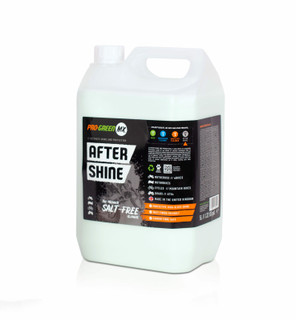 Pro Green MX After Shine 5L Can,Spray straight onto wet bike for for glossy shiny finish