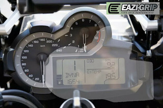 Eazi-Grip Dashboard protection film for the BMW R1200GS and R1200GS Adventure