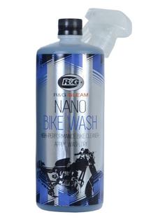 R&G Gleam Motorcycle Nano Bike Wash Spray 1L
