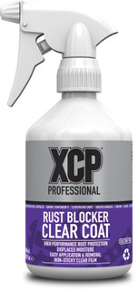XCP Clear Coat Rust Blocker High Performance Motorcycle Corrosion Protection 500ML spray