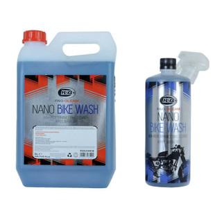 Gleam Motorcycle Nano Bike Wash 5L Plus 1L Spary Bundle