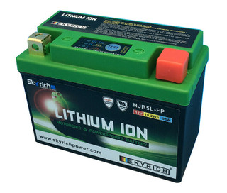 SkyRich HJB5L-FP Lithium Premium Battery