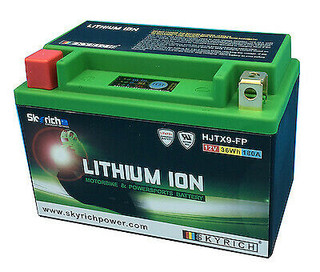 SkyRich HJTX9-FP Lithium battery