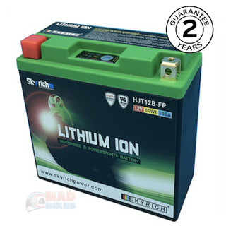 HJT12B-FP Skyrich battery 2 year warranty