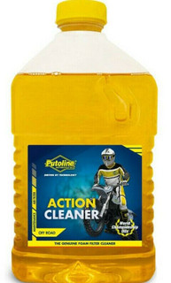 Putoline Action Cleaner 2L Foam Air Filter Cleaning Fluid