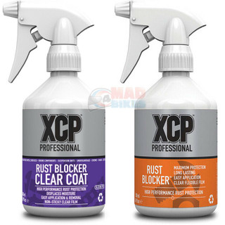 XCP Rust Blocker High Performance Motorcycle Corrosion Protection Spay Twin Set