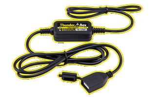 Healtech Advanced Motorcycle USB Charging Module