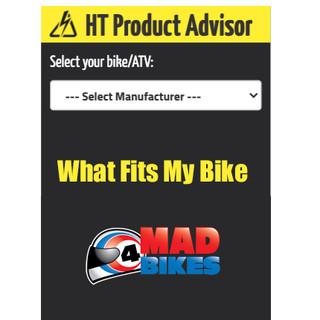 * Healtech Product Advisor (What Fits My Bike)