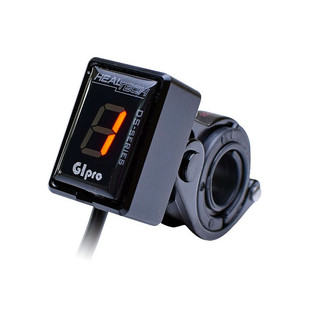 Healtech Gear Indicator Handlebar Mount for GIpro X-type & DS