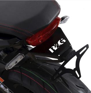 Honda CB650 R CBR650 R R&G Tail Tidy Number Plate Bracket Licence Holder
